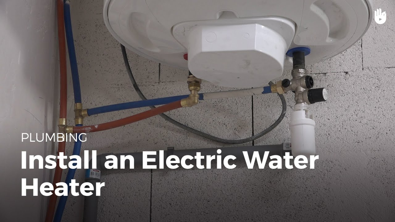 Water Heater Installation Diy Projects You