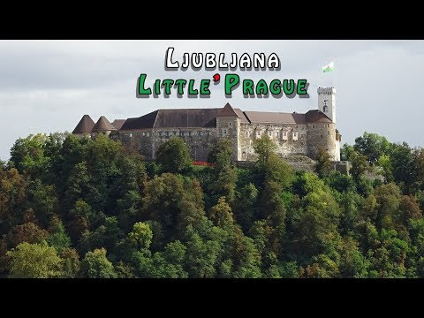 Ljubljana, Slovenia - Travel Around The World | Top best places to visit in Ljubljana