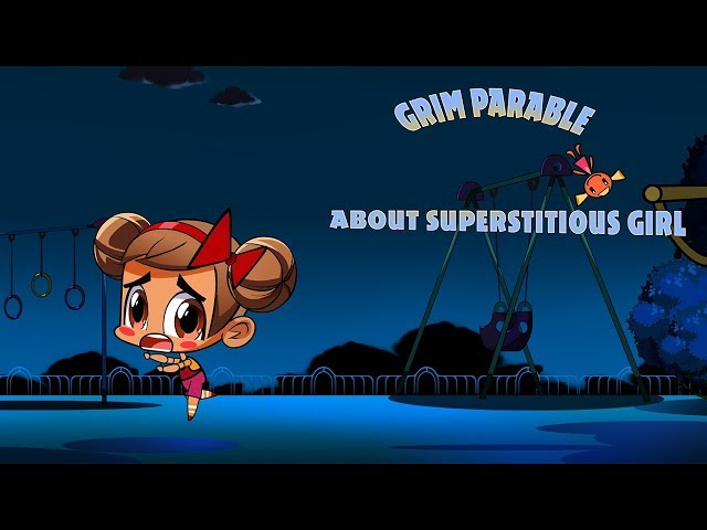 Masha's Spooky Stories - Grim Parable About Superstitious Girl 👧🏼