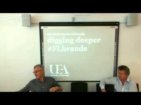 Secret Power of Brands - digging deeper into branding with Professor Robert Jones