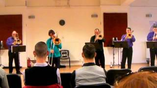 Brandt Attema Corpus Quartet A.Piazzola : Milonga Sin Palabras