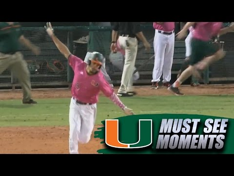 Miami Baseball: Willie Abreu Walk-Off Grand Slam Caps 7-RBI Game vs. Cards