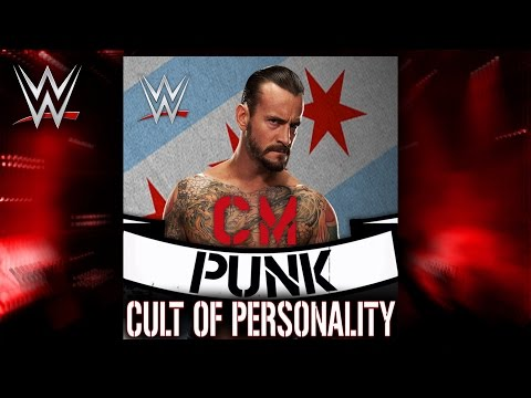 WWE: Cult Of Personality CM Punk Theme Song + AE Arena Effect