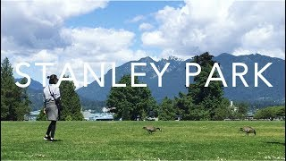 My Favourite Parts of Stanley Park | Vancouver, Canada Travel Diary