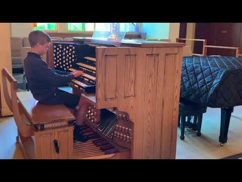 Johann Sebastian Bach - Prelude and Fugue in G Major (BWV 550)