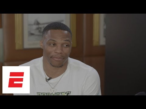Russell Westbrook on Paul George's return, fashion inspirations [full interview] | ESPN