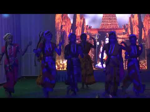 WELCOME DANCE BY 8TH & 9TH                               GIRLS (SIVA STHOTHRAM)