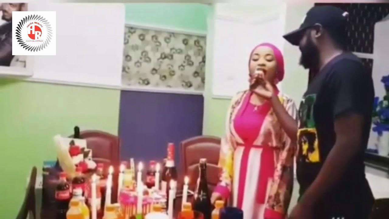 Download Kalli yadda birthday na Adam a Zango da Matar sa yakance