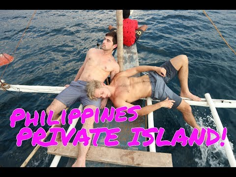 Max Travel: Our PRIVATE ISLAND In The Philippines!