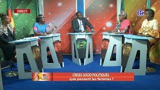 237 LE DÉBAT CRISES SOCIO POLITIQUES DU MERCREDI 12 JUIN 2019 - EQUINOXE TV
