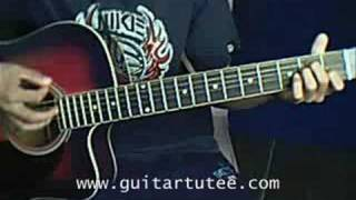 Best Of Me (of The Starting Line, by www.guitartutee.com)