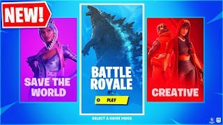 FORTNITE X GODZILLA Event *LEAKED* In Fortnite! (*NEW*GODZILLA LTM!)