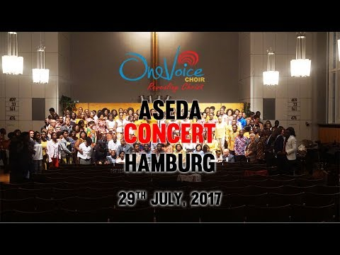 One Voice Choir - Aseda Concert Hamburg