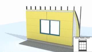 Installation at Doors & Windows