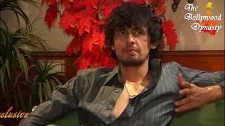 Rare Interview of Singer Sonu Nigam