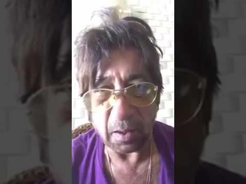 Shakti Kapoor Ki Nasihat