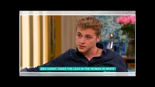 This Morning fans surprised by former EastEnders star Ben Hardy's accent