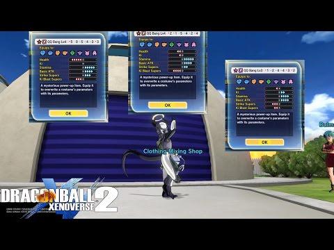 Dragon Ball Xenoverse 2: God Tier (BEST) QQ Bang Recipe Ep2