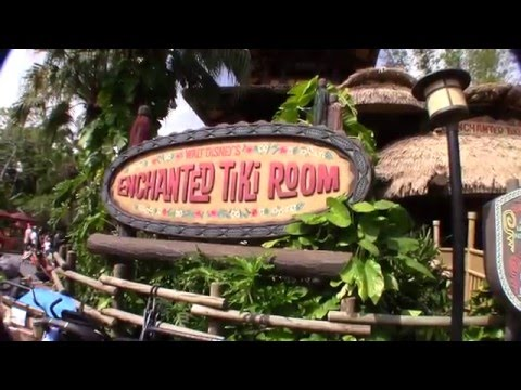 [HD] 60FPS FULL SHOW Walt Disney's Enchanted Tiki Room - Magic Kingdom - Walt Disney World