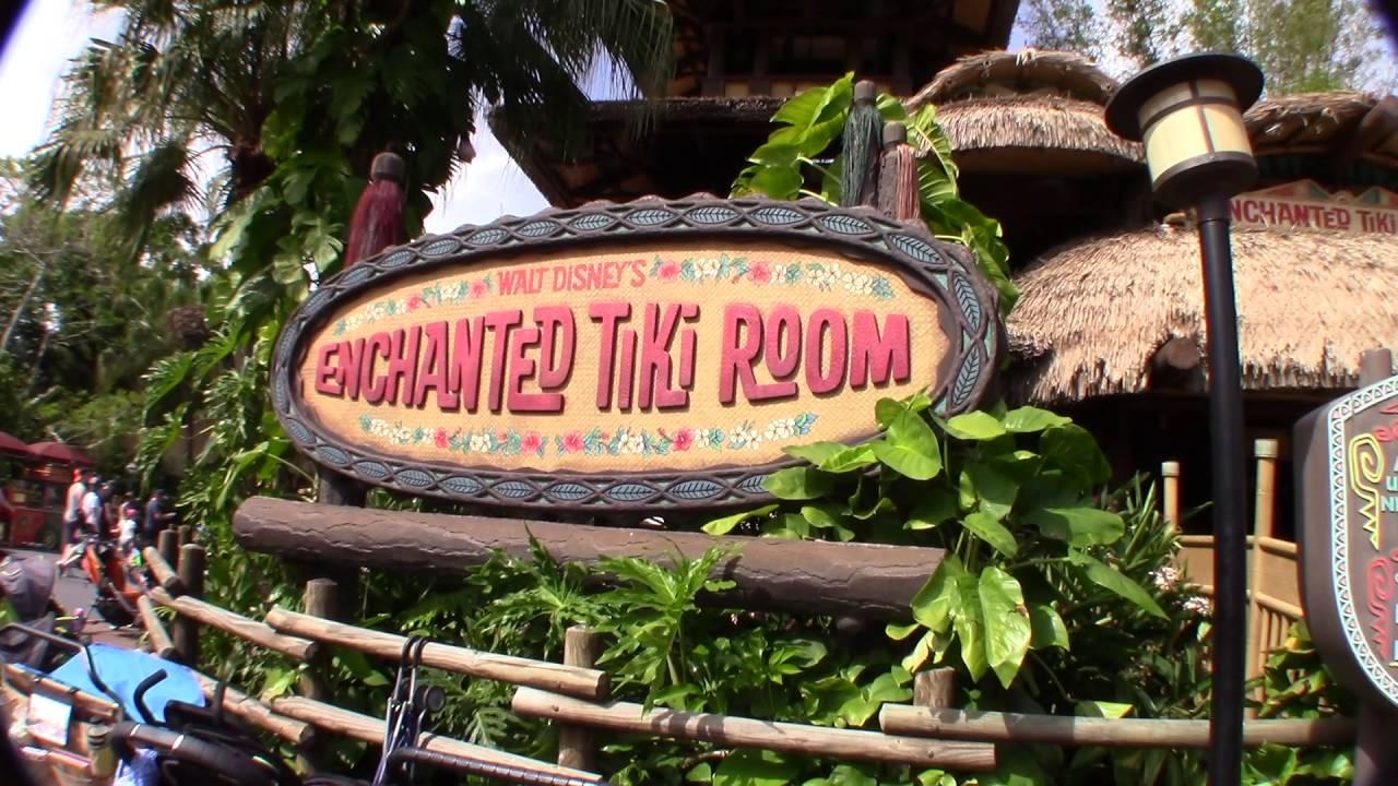 HD] 60FPS FULL SHOW Walt Disney\'s Enchanted Tiki Room - Magic ...