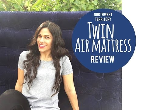 Northwest Territory Air Mattress Review