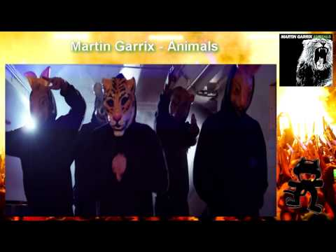 Martin Garrix - Animals + Video HD y CD [MP3] (descarga/download)
