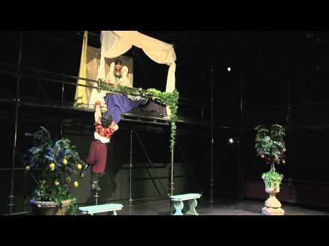 Romeo & Juliet - Balcony Scene