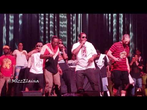 Bone Thugs N Harmony - For The Love of Money Live at The Pageant