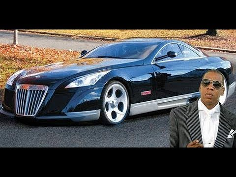 Jay Z's Hot Car Collection Worth $15 Million - Maybach, Rolls Royce, Bugatti, Porsche