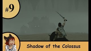 Shadow of the Colossus part 9 - A dry lake bed