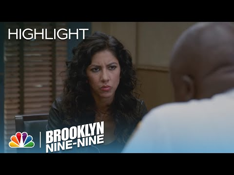 Brooklyn Nine-Nine - Holt And Rosa Practice Breaking Up (Episode Highlight)