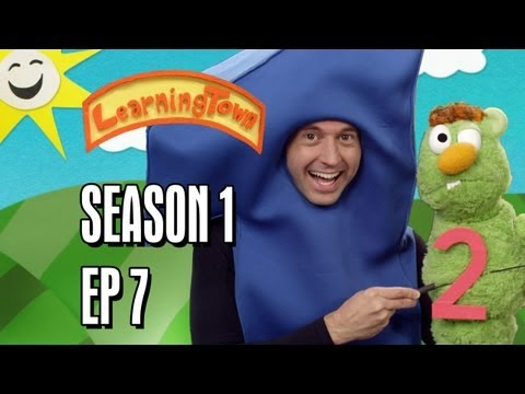 Teamwork, Jerk Jail, & A Whimsical Shop Vac - LearningTown Episode 7: Vision