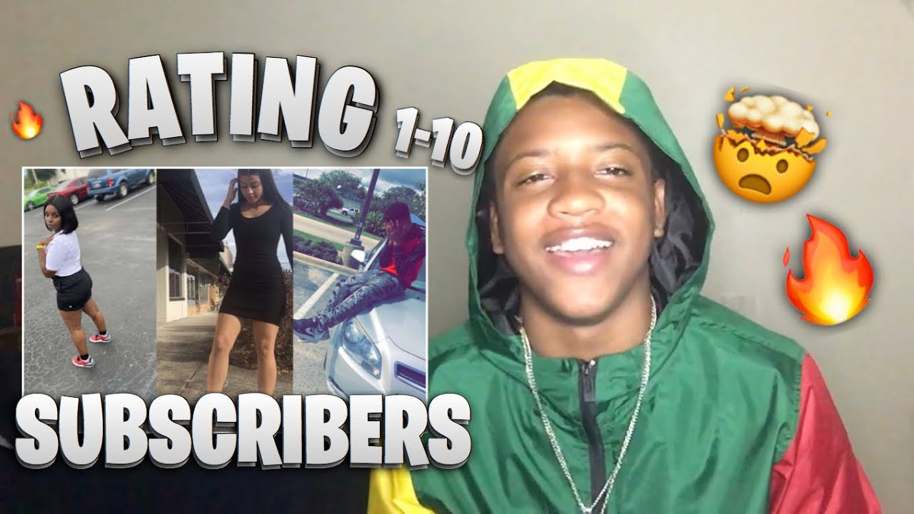 RATING MY SUBSCRIBERS OUTFITS 1-10 *drip or drown*