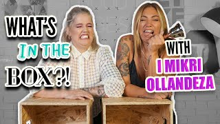 What᾽s In The Box | I Mikri Ollandeza