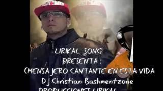 #ESTILO/DJ CRSTIAN_EN ESTA VIDA (MENSAJERO )- Kick Off Riddim Entertainment - July 2016 LIRIKAL CR