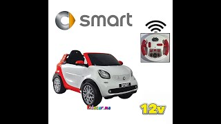 La Voiture Electrique Smart For Two Sous Licence Pack Luxe