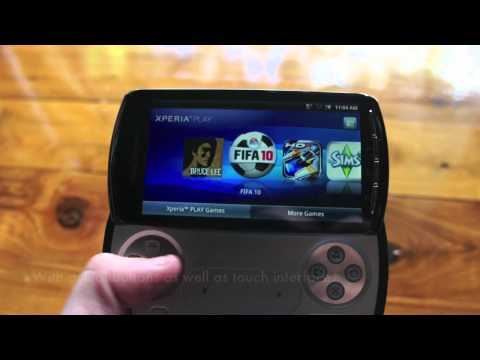 30 Seconds Of Tech: Sony Ericsson Xperia PLAY