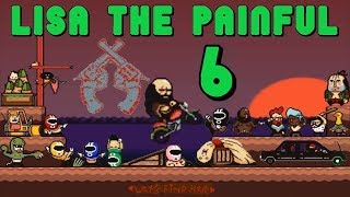 Lisa The Painful RPG Part 6 Pain Mode