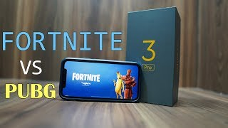 Fortnite vs PUBG, Realme 3 Pro can play Fortnite - which game is the best? Fortnite how to play!