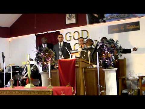 Troy Stegall Preaching Jan. 2013
