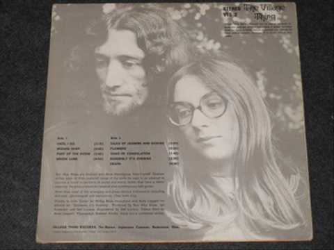 The Sun Also Rises - Green Lane (1970) UK Psych Folk Duo (Quality Folk Music)