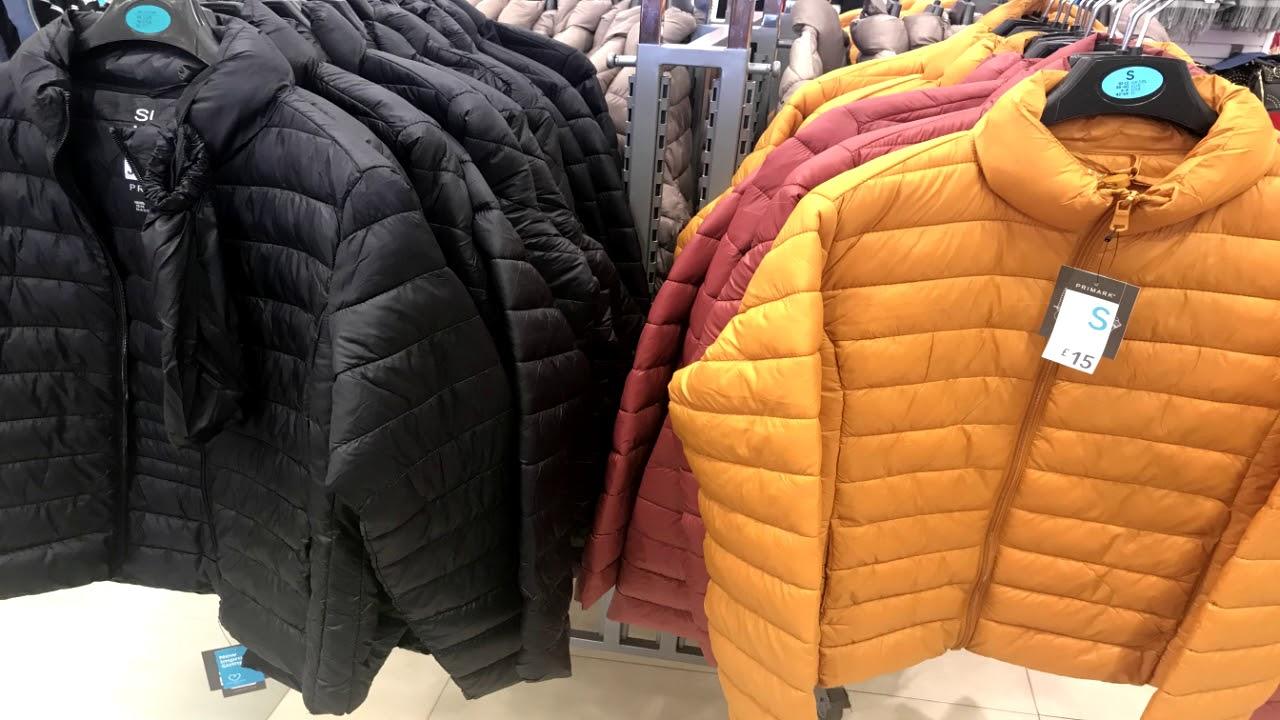 Primark Womens Jackets, Coats -September 2018 - YouTube