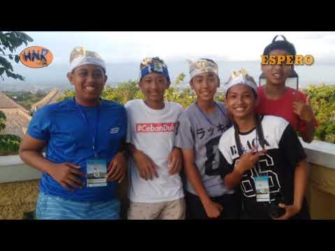 Study Tour de Bali SMP N 2 Klaten 2018 bersama HNR Tour