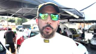 Armando Miranda   Após SS4   Rally de Morretes 2016