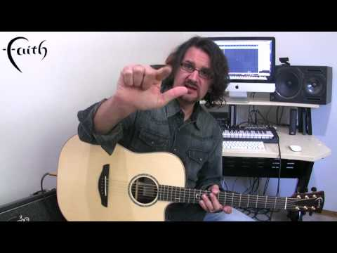 Acoustic Open Tuning Tricks