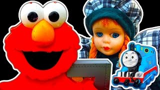 Cookie Monster Spooky Dolls Miele & Dyson Free Trash Treasure Hunting