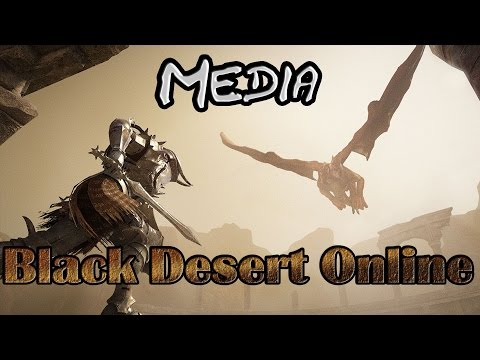 Black Desert Online: Media (New zone) [no comment - exploration] [HD]