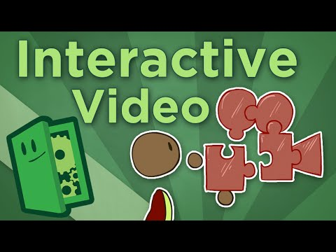 Interactive Video - How Cloud Chamber Makes a Game out of Movies - Extra Credits