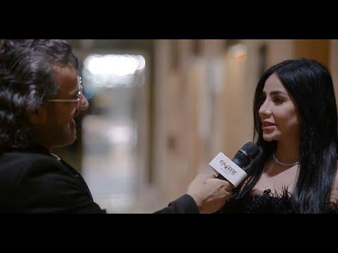 لجين عمران تدافع عن محمد رمضان وتكشف عن دخولها مجال التمثيل قريباً