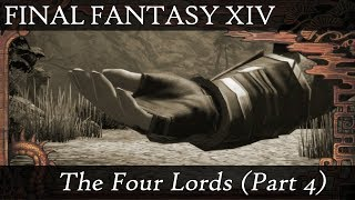 The Four Lords (Part 4): Surpassing the Samurai [Final Fantasy XIV: Stormblood]